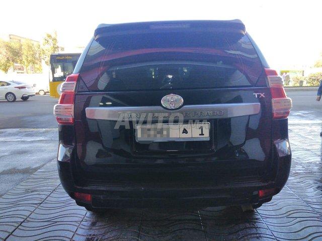 Toyota LAND CRUISER PRADO TX V6 W Maroc Diesel - 6