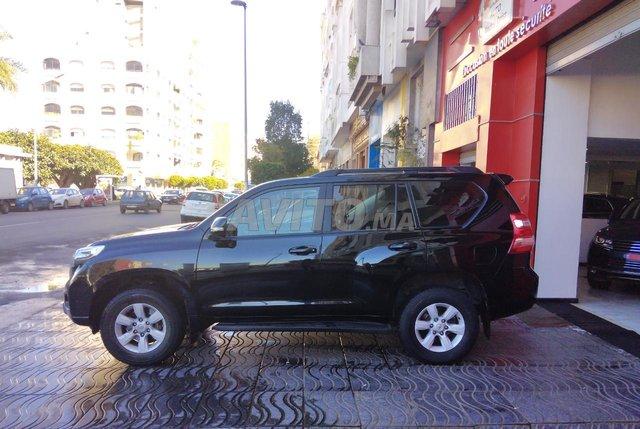 Toyota LAND CRUISER PRADO TX V6 W Maroc Diesel - 5