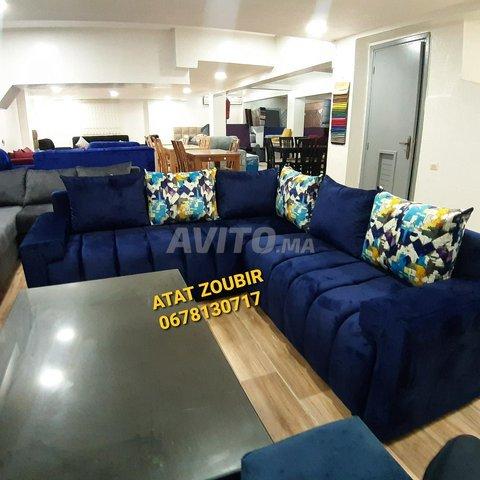 salon canapé moderne neuf - 1