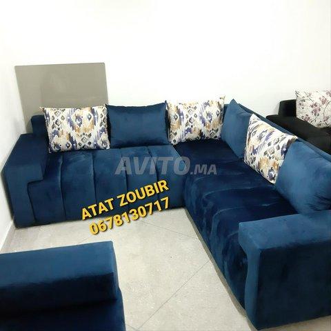 salon canapé moderne neuf - 2