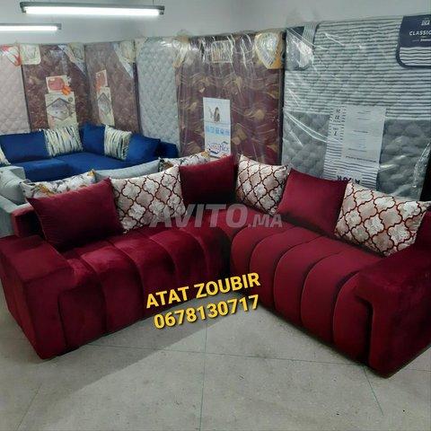 salon canapé moderne neuf - 3