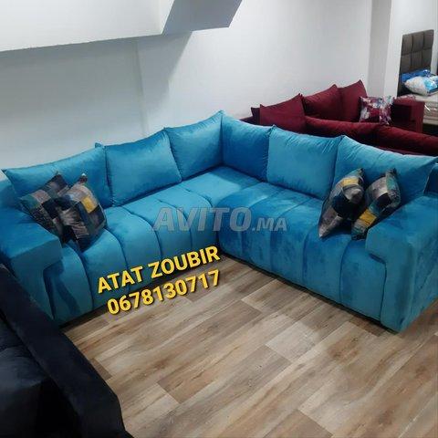 salon canapé moderne neuf - 4