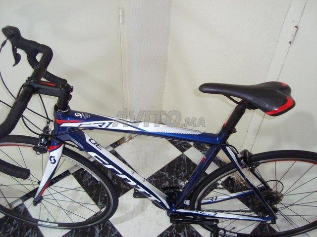 vélo de route Scott Carbone CR1 Taille 52cm - 4
