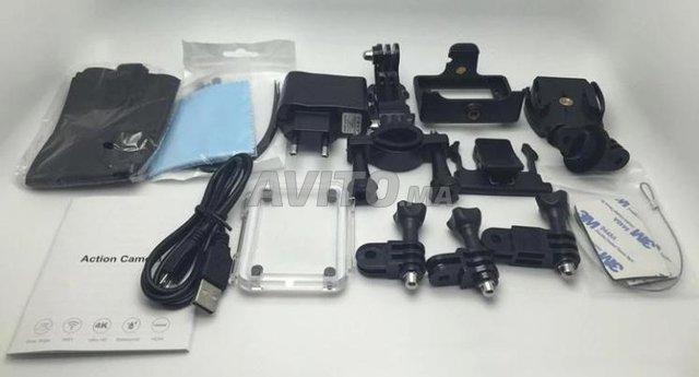 Caméra ULTRA HD 4K Sport WIfi 170 Waterproof - 3