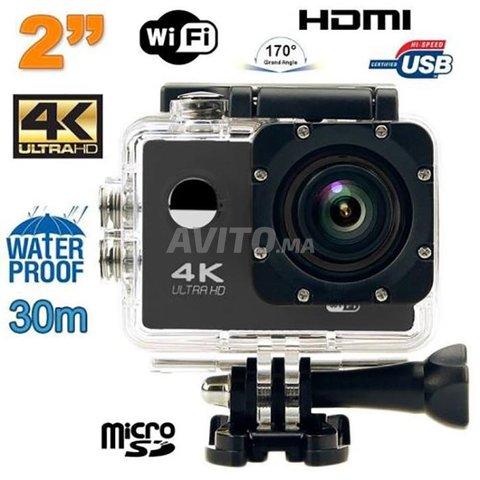 Caméra ULTRA HD 4K Sport WIfi 170 Waterproof - 2
