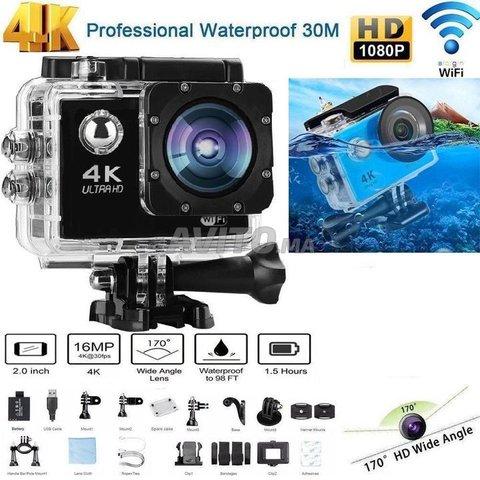 Caméra ULTRA HD 4K Sport WIfi 170 Waterproof - 4