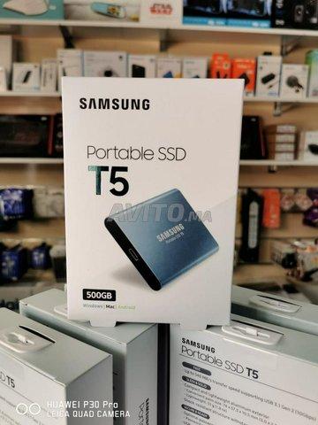 Disques Durs Externes SSD Samsung T5 500Go Neufs - 7