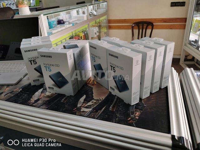 Disques Durs Externes SSD Samsung T5 500Go Neufs - 8