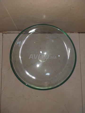 Vasque en verre trempé - 1