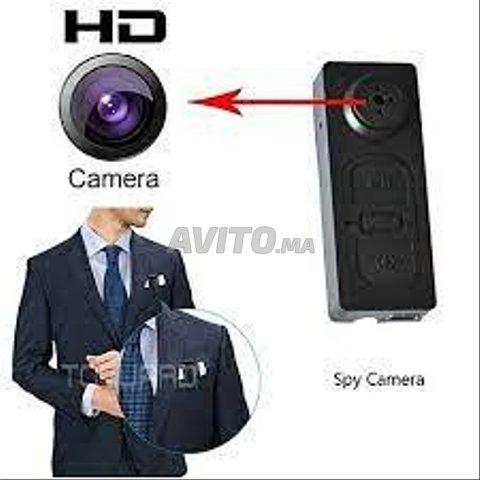 KJ5 - Bouton caméra HD - 1