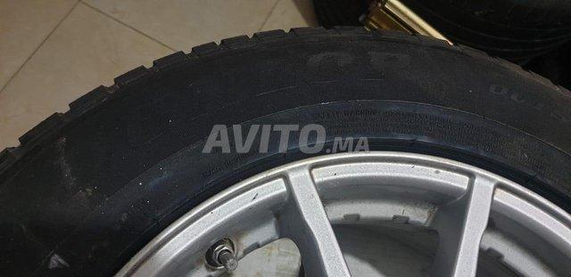 jante alu avec pneu pour range evoque  - 8