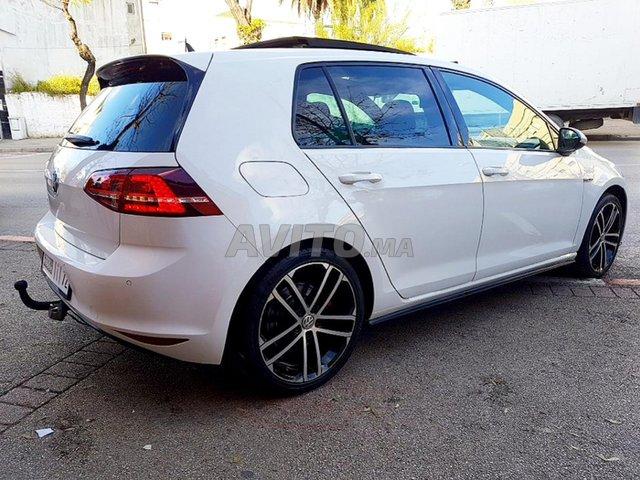 VW GOLF 7 GTD 2.0 TDI 184 DSG TOUTES OPTIONS - 3