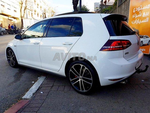 VW GOLF 7 GTD 2.0 TDI 184 DSG TOUTES OPTIONS - 4