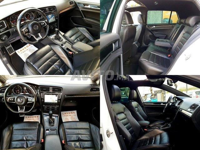 VW GOLF 7 GTD 2.0 TDI 184 DSG TOUTES OPTIONS - 6