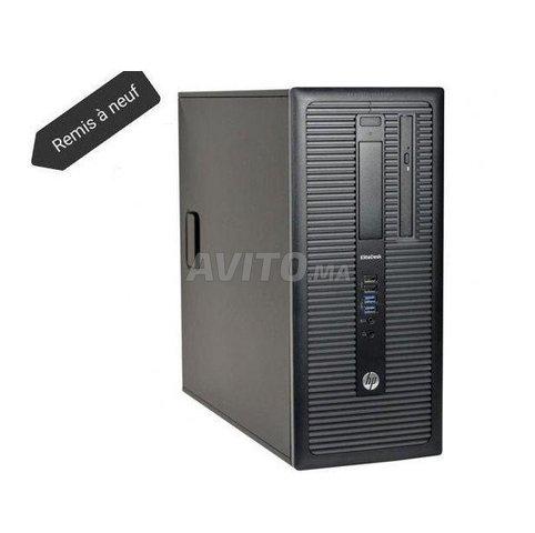 Hp elitedesk 800 g1 tour i5-4590 8gb RAM 128gb SSD - 1
