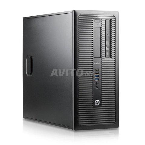 Hp 600 G1 Tour Core i5-4590 3.30Ghz 8Go 128Go SSD - 1