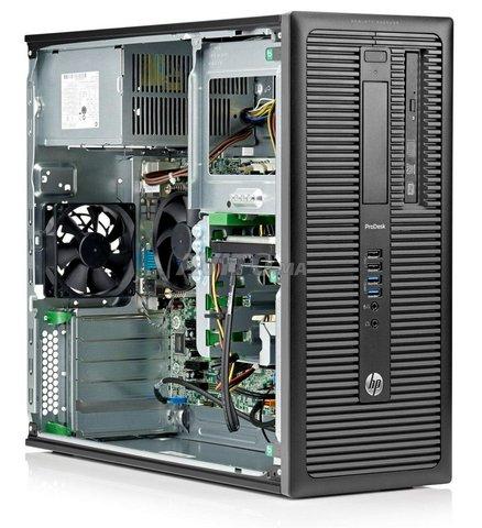 Hp 600 G1 Tour Core i5-4590 3.30Ghz 8Go 128Go SSD - 3