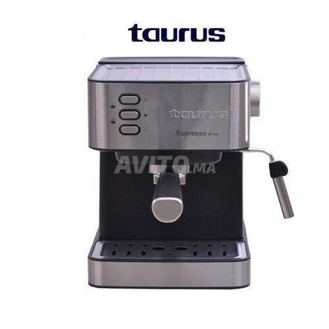Taurus Machine Cafetière à Expresso TRENTO 20 BARS - 1