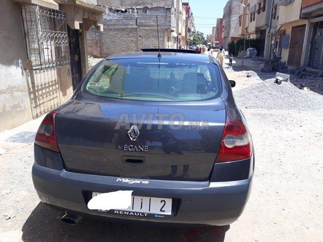 Renault megane - 1