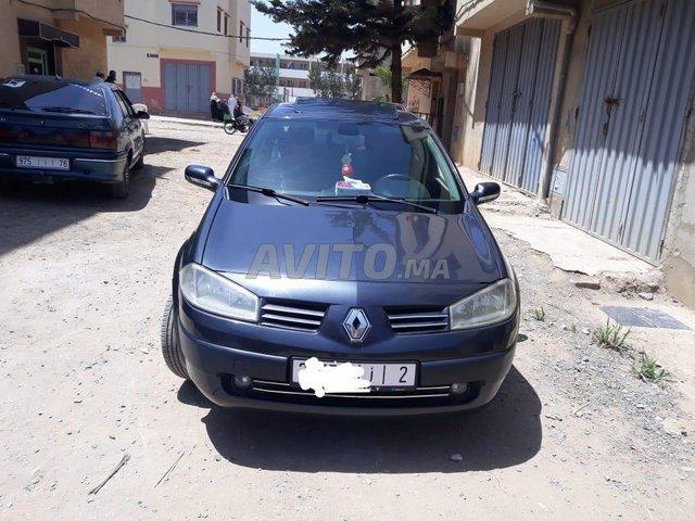 Renault megane - 2