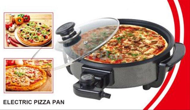 Pizza Pan Poêle multifonctions - 6