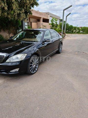 Mercedes class S à vendre  - 2