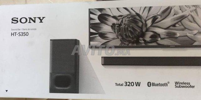Sony Barre de Son 2.1ch avec caisson  sans fil - 2