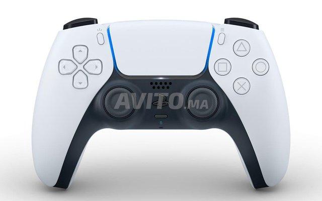 PS5  la manette DualSense Original - 1