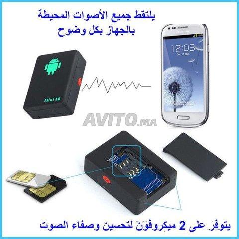 Micro Espion GSM -Mini A8 - 3