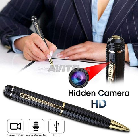 Caméra Espion Stylo - Recording Video Audio - 4