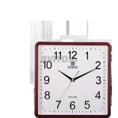 ED5 - Pendule Murale Caméra Espion P2P Horloge - 1