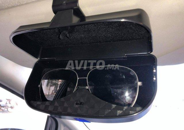 pare-soleil  lunettes boîte de rangement voiture  - 1