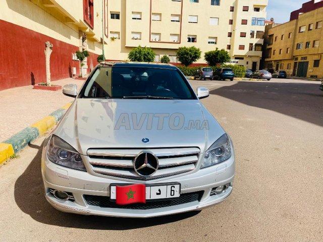 Mercedes-benz c220 - 1