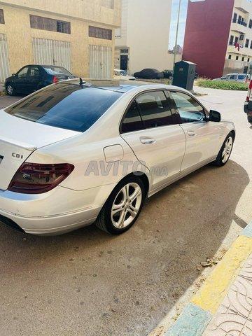 Mercedes-benz c220 - 3
