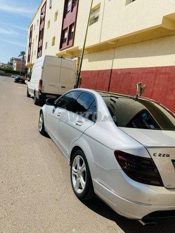 Mercedes-benz c220 - 2
