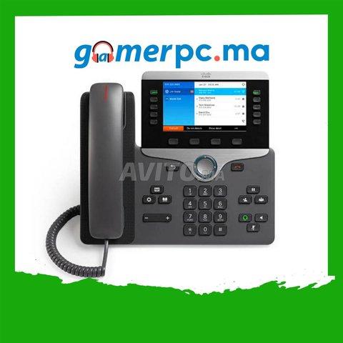 Cisco IP Phone 8841 - téléphone VoIP - 1