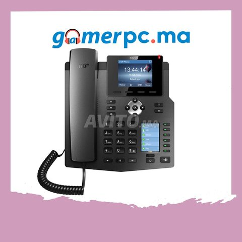 Téléphone IP d'entreprise Fanvil X4 - 1