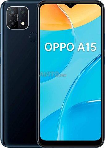 OPPO A15 3 Ram 32 GB Blue Neuf - 1