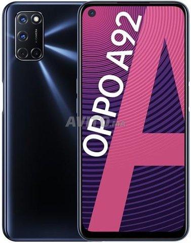 OPPO A92 Dual Sim 128GB Black (8GB RAM) - 1
