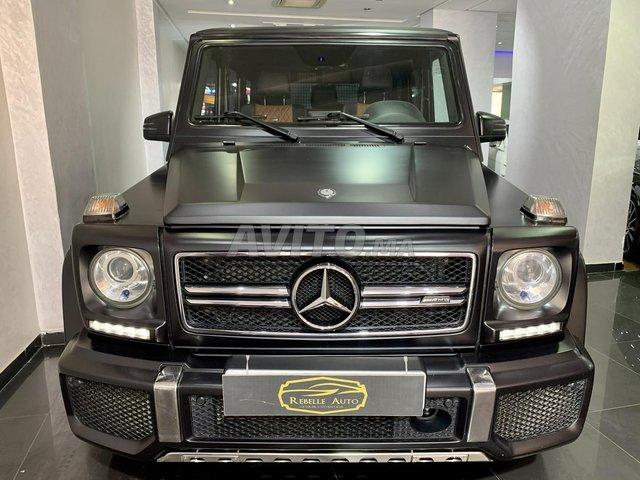Mercedes classe G 63 - 2