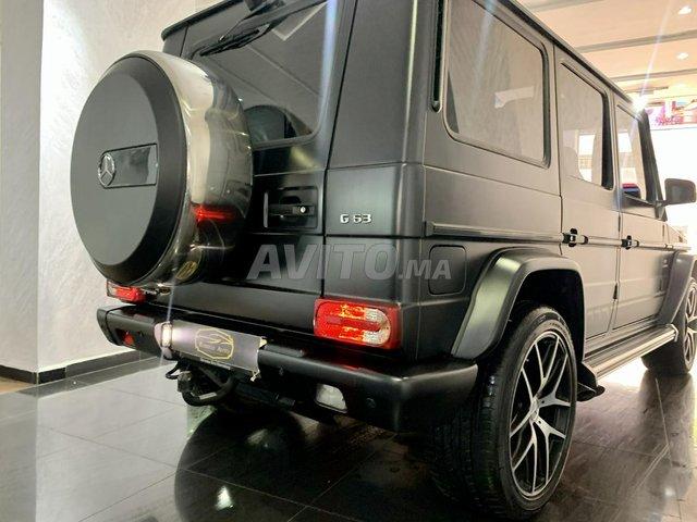 Mercedes classe G 63 - 5