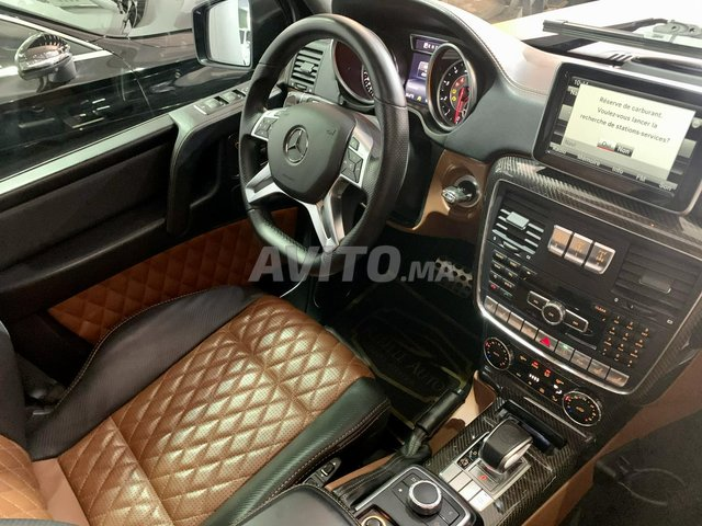 Mercedes classe G 63 - 3