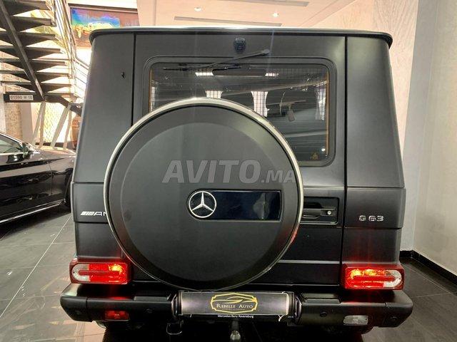 Mercedes classe G 63 - 7