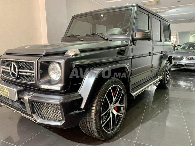 Mercedes classe G 63 - 1