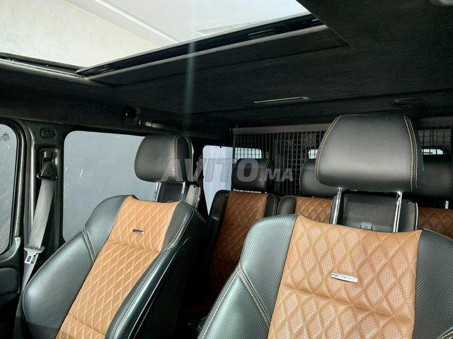 Mercedes classe G 63 - 8