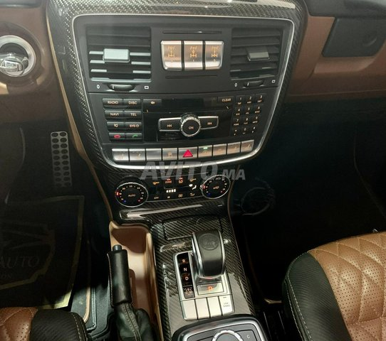 Mercedes classe G 63 - 4
