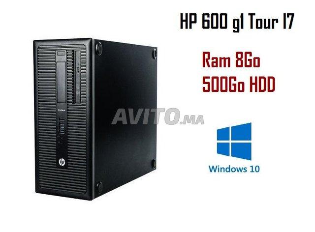 Prodesk 600 G1 i7-4790k 4ghz 8gb / 500gb Win 10Pro - 1