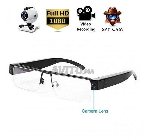 Lunette V13 Caméra espion enregistreur Vidéo & son - 1