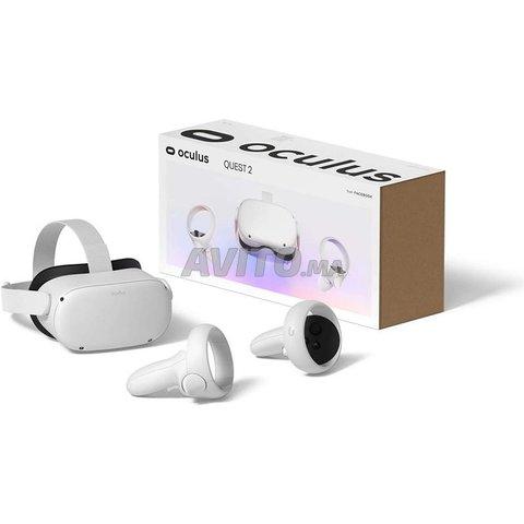 Casque VR Oculus 256 GB Quest 2  - 1
