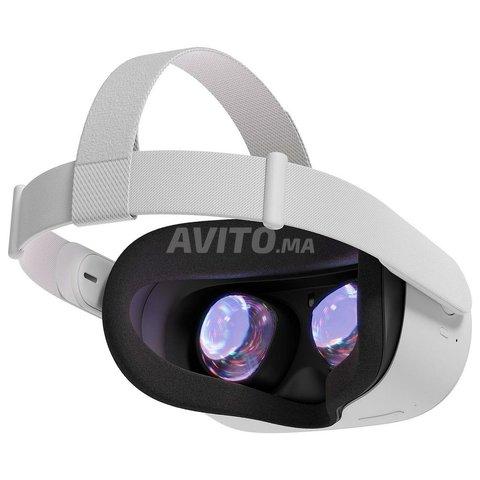Casque VR Oculus 256 GB Quest 2  - 3